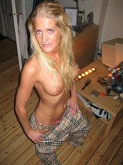 amatör helt nakna tjejer