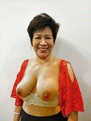 amatör mogna äldre nakna damer